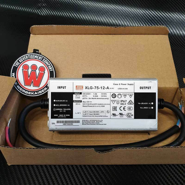 Meanwell XLG-75 12V